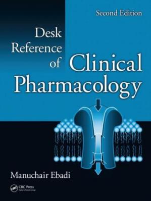 Desk Reference of Clinical Pharmacology 2nd ed