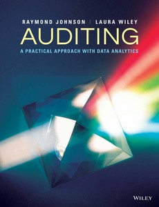 Auditing A Practical Approach with Data Analytics 1st by Raymond N. Johnson【ebook】