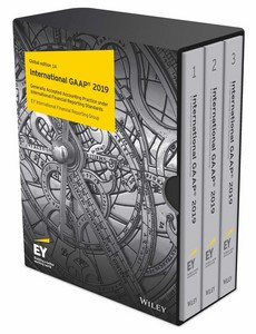 International GAAP 2019 1st Edition by Ernst & Young LLP【ebook】