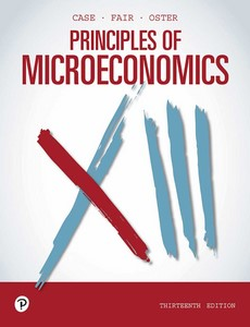 Principles of Microeconomics 13th Edition By Karl E. Case【ebook】
