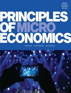 Principles of Microeconomics 8th Canadian Edition by N. Mankiw【ebook】