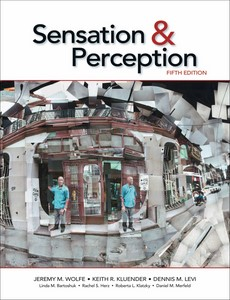 Sensation & and Perception 5th Edition by Jeremy M. Wolfe【ebook】