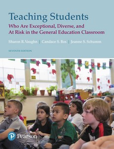 Teaching Students Who are Exceptional, Diverse, and At Risk in the General Educational Classroom 7th by Sharon R. Vaughn【ebook】